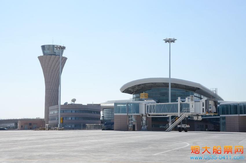 烟台蓬莱国际机场将进入4天的校验飞行期